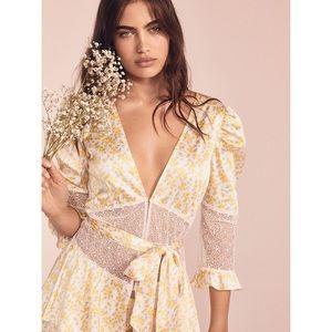 Exclusive Victoria Secret Daffodil Robe 🌼